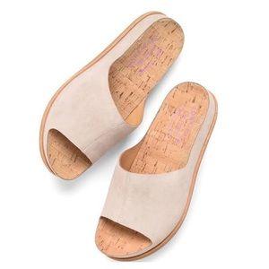 Kork-Ease Tutsi Womens Sandal Leather Casual Slide